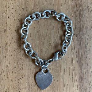 Tiffany Sterling Silver Bracelet
